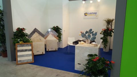 HALL 10 - STAND E2 - CUSMAR Import Export Srl